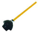 The Traditional Plunger
